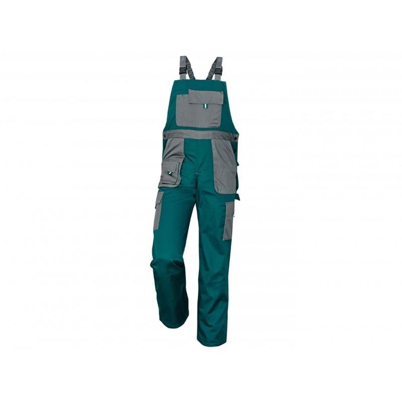Pantaloni de lucru Max Evo verde/gri :: CRV