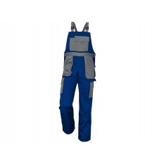 Pantaloni de lucru Max Evo albastru/gri :: CRV