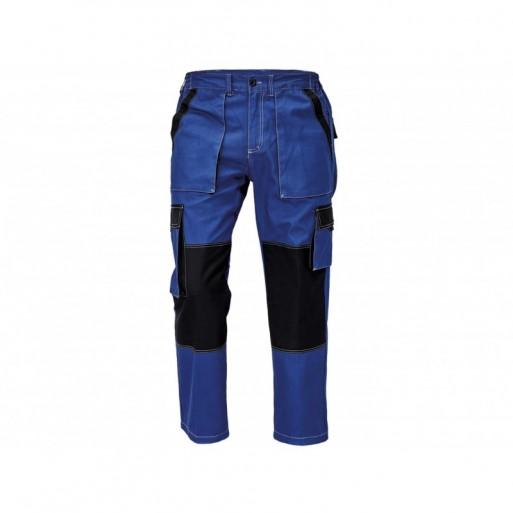 Pantaloni de lucru Max Summer albastru/negru :: CRV