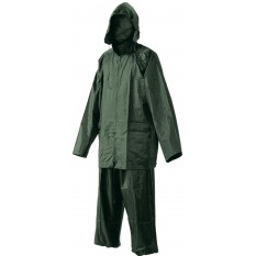Costum impermeabil verde CRV :: CRV