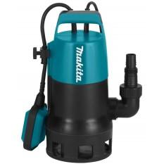 Pompa submersibila pentru apa murdara 400W 140L/min PF0410 Makita :: Makita