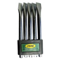 Set 5 dalti metal 52014 :: JBM