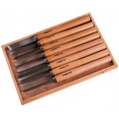Set 8 dalti pentru lemn 19458 :: Festa