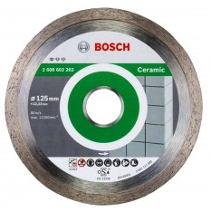 Disc diamantat continuu 125 mm 2608602202 :: Bosch
