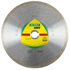 Disc diamantat continuu 125 mm DT300F :: Klingspor