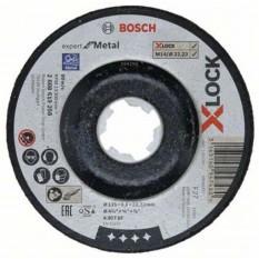 Disc abraziv pentru polizarea metalului 2608619259 :: Bosch