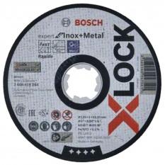 Disc abraziv pentru taierea inoxului 2608619263 :: Bosch