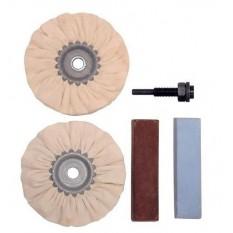 Trusa discuri de lustruit neferoase YRK2809420K :: York Abrasives